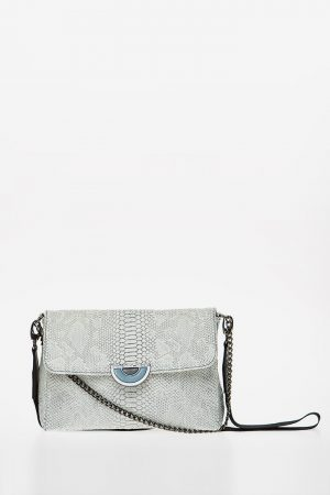 Croco Mini Bag
