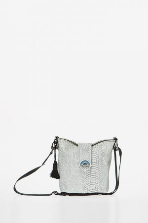 Croco Mini Hobo